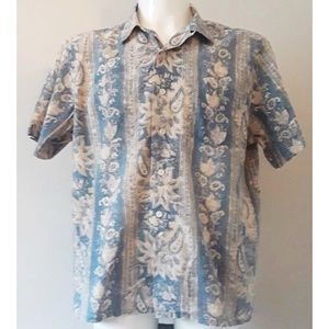 👹SOLD👹Polo Ralph Lauren Andy Camp Hawaiian Shirt